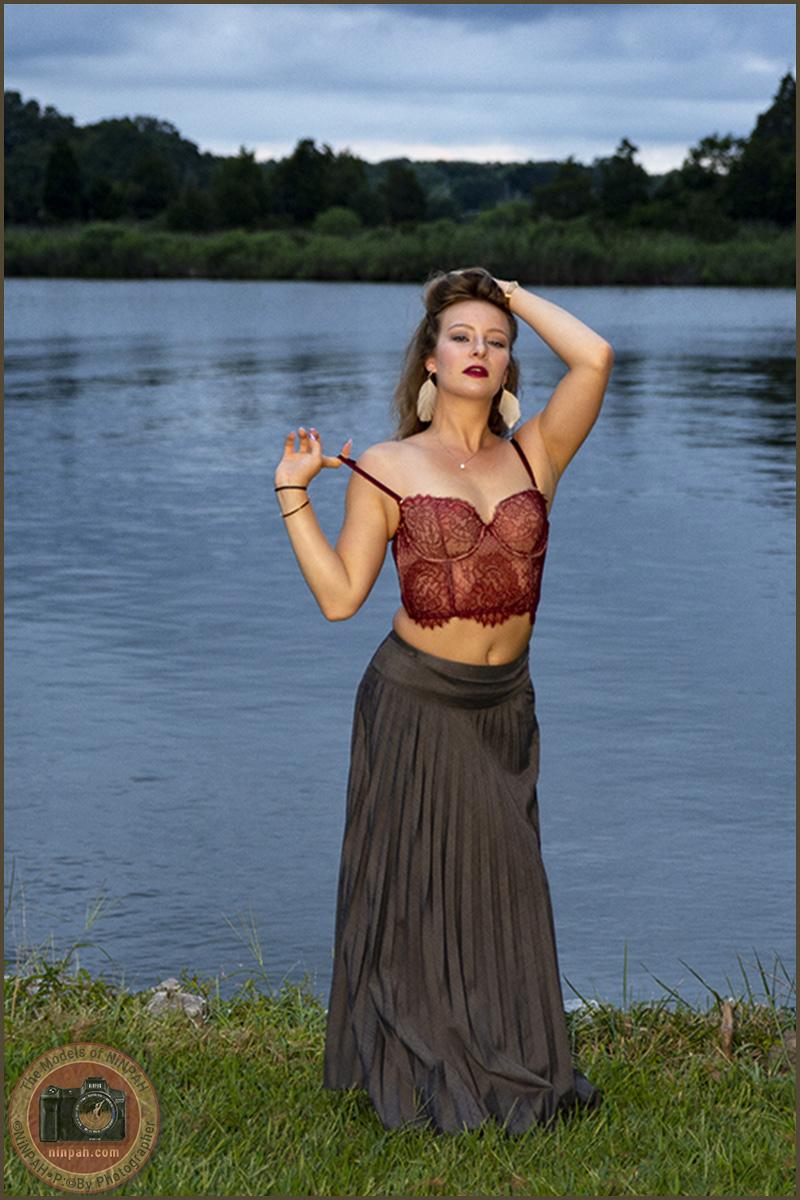 The Models of NiNPAH - Ivy Millz